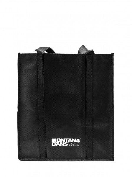 Montana PP Panel Bag - Black