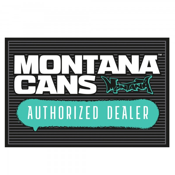 "Montana Doormat ""Authorized Dealer"""