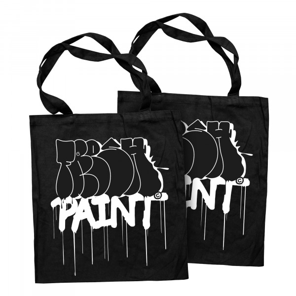 "Montana Cotton Bag - ""Fresh Paint"" by Taps"