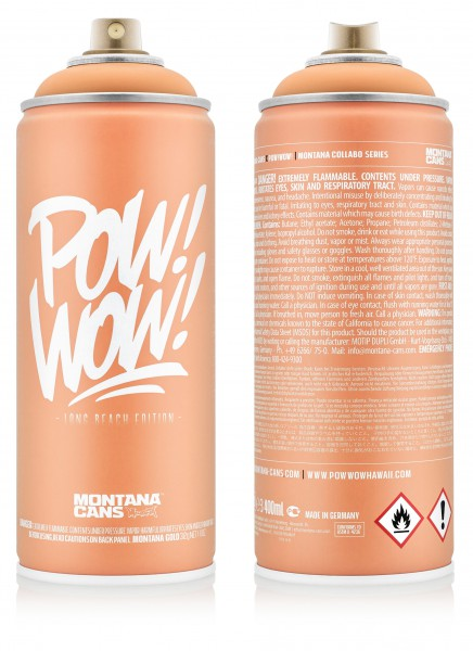 Montana Cans X POW! WOW! Long Beach