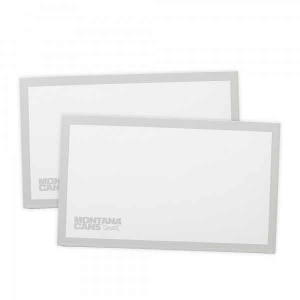 Montana Eggshell Sticker White